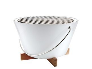 Barcacoa de diseño exclusivo blanca