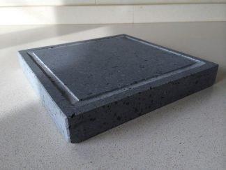 Piedra para asar Volcanica 19x19x3cm