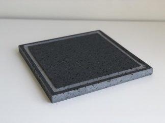 Piedra asar 26x26x2 para cocina gas portatil | Piedra Volcánica