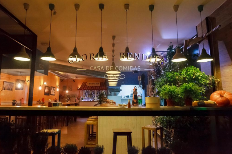 Restaurante Gloria Bendita 1 800x532 - Restaurante Gloria Bendita | carne a la piedra en A Coruña