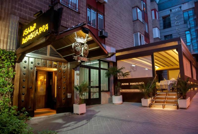 carne a la piedra en madrid restaurante asador donostiarra18 800x543 - Restaurante Asador Donostiarra | carne a la piedra en Madrid