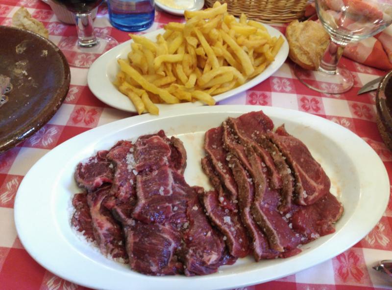 carne a la piedra en madrid restaurante el buey 08 800x593 - Restaurante El Buey | carne a la piedra en Madrid