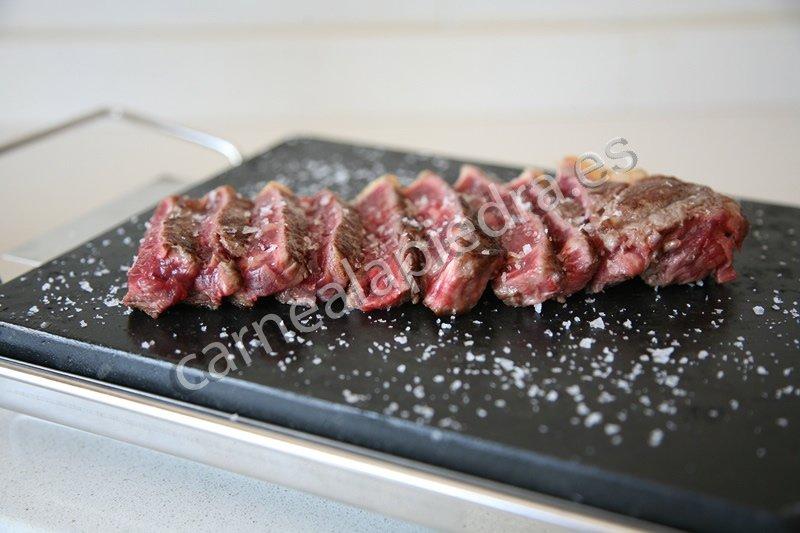 piedras para asar carne - instrucciones de uso