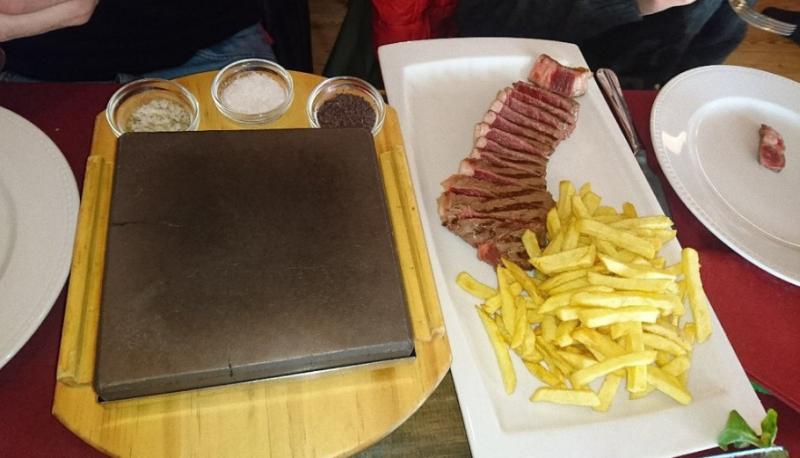 restaurante gloria bendita carne a la piedra a coruna 06 800x458 - Restaurante Gloria Bendita | carne a la piedra en A Coruña