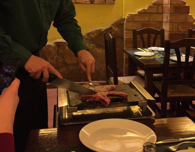 restaurante la taska sidreria carne a la piedra valencia 2 - Restaurante La Taska Sidrería | carne a la piedra en Valencia
